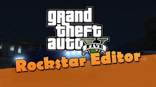 GTA V Rockstar Editor - Regisseur Modus und Video Editor [Tutorial | deutsch]