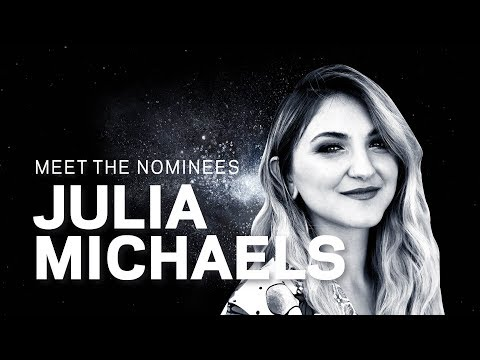 Julia Michaels on 'Issues' & Nomination Reaction | Meet The Nominees