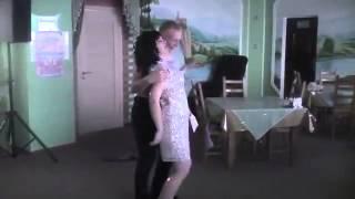 свадьба пьяный стриптиз