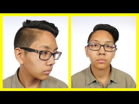undercut haircut with jay thesalonguy youtube
