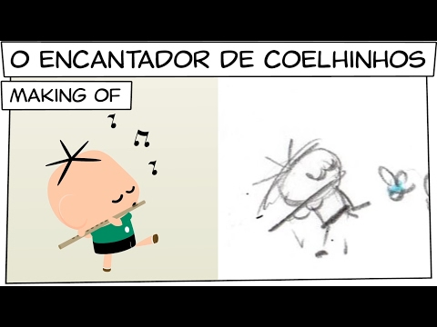 Thumbnail: Mônica Toy - Making of | O encantador de coelhinhos (T02E01)
