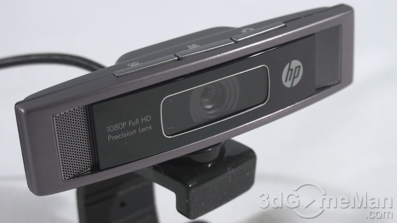 Hp webcam 3100 not working