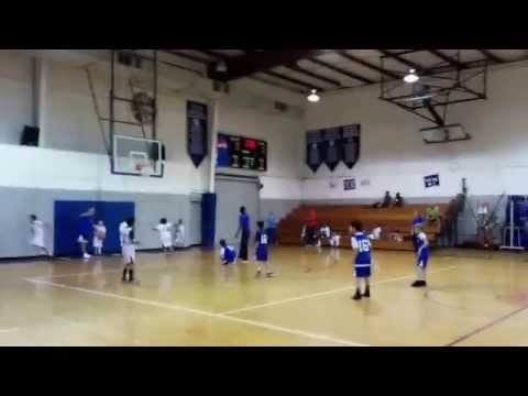 First Coast Christian School intramural Basketball - Younger Kids