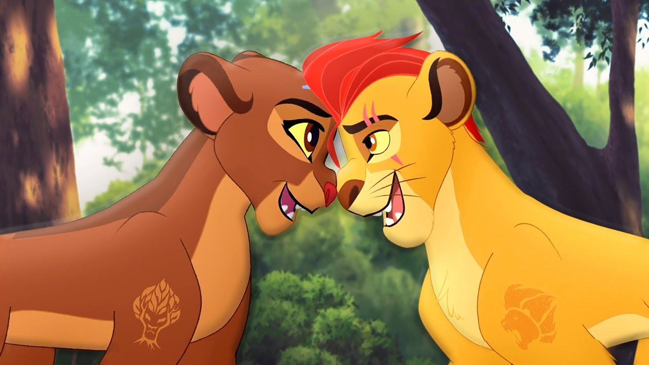 Download The Lion Guard: Of the Same Pride - Full Song with lyrics (High Quality)