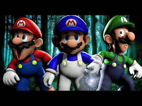 SMG4: Lost In The Woods
