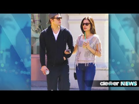 Paul Wesley and Torrey DeVitto Date in NYC