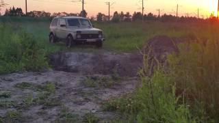 видео ВАЗ-2121Б Бронто Форс (ВАЗ-212182)