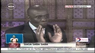 Jeff Koinange Live [Part 3] with PLO Lumumba and Barrack Muluka on CORD Coalition agenda