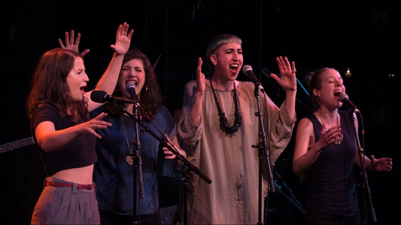 Shaina Taub at Lincoln Center's American Songbook