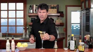 How to Make a Champagne Cocktail - Bartending Bootcamp