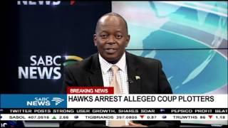 BREAKING NEWS: Hawks arrest alleged coup plotters