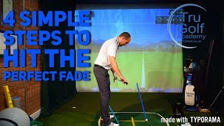 4 SIMPLE STEPS TΟ HIT THE PERFECT FADE