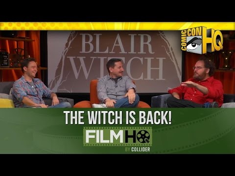Film HQ Ep 20: The Witch Is Back! - Comic-Con HQ