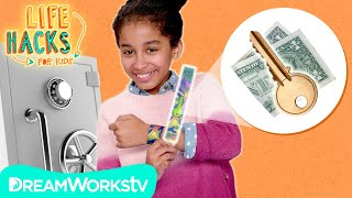 Don't Lose Your Stuff | LIFE HACKS FOR KIDS