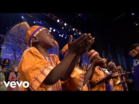 The African Children's Choir - He's Got the Whole World in His Hands [Live]