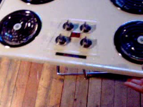 modern maid cooktop
