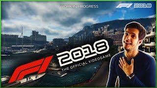 L'ers Dispo Pour F1 2018 - Gameplay + Infos (fr)
