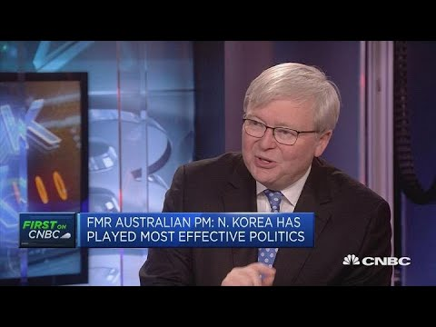 There's an undeclared new cold war in tech between China and US: Former Australian PM | In The News