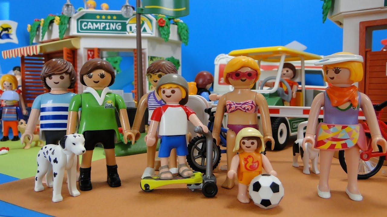 playmobil summer fun film movie - Playmobil Maison Moderne 4279