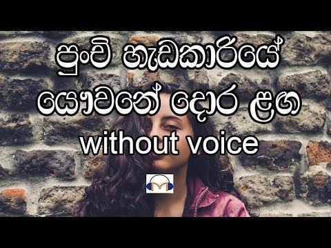 punchi-hadakariye-karaoke-(without-voice)-පුංචි-හැඩ-කාරියේ