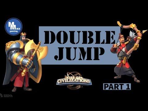 Double Jump for Yi Seong-Gye and Richard 1; Part 1