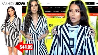 Download I TRIED $500 WORTH OF FASHION NOVA CLOTHING   TRY ON HAUL Mp3 and Videos