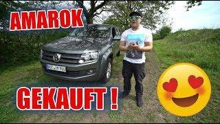 ENDLICH ???? Der VW AMAROK ist DAAA !| ItsMarvin