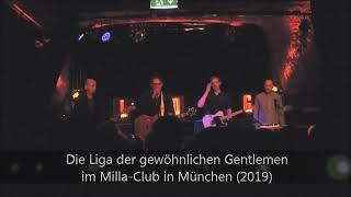 Die Liga der gewöhnlichen Gentlemen - Der kleine Matratzenmarkt - Milla