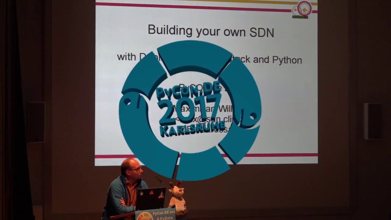 Image from Building your own SDN with Debian Linux, Salt Stack and Python