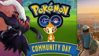 Shiny-Panflam Community Day + Darkrai im Raid   Pokémon GO Deutsch #1169