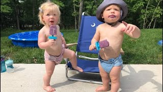 Hilarious Dad Save + MUST HAVE Summer Recipe for Toddlers!