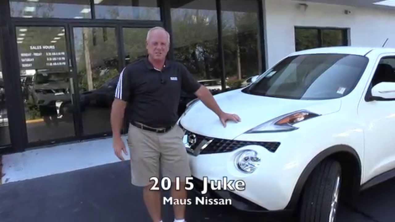 Lovely 2015 Nissan Juke SUV, New Port Richey Nissan Dealer, Maus Nissan, SUV New  Car