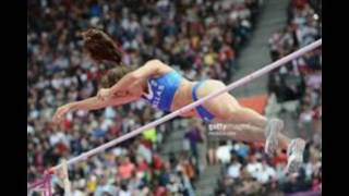 Ekaterini Stefanidi wins pole vault gold for Greece :RIo olympics 2016