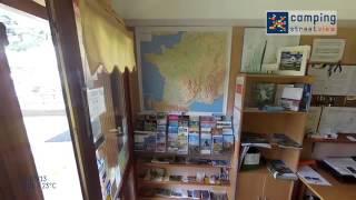 Camping du Pont de Braye ***-  Vu sur Leroiloc - Chastanier (48300)