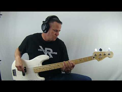 Collective Soul - Heavy - bass cover