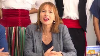 Rueda de prensa  Presentación Festival Internacional de Folklore 2018. 03.07.2018