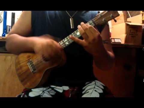 Knee Deep Zac Brown Band Uke Cover Youtube