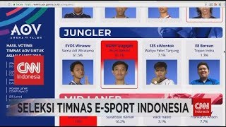 Download Video Seleksi Timnas Esports Indonesia di Asian Games 2018 MP3 3GP MP4