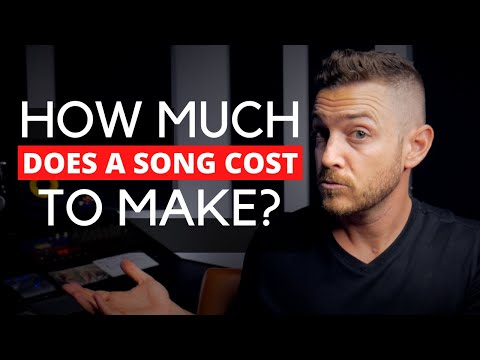 How Much Does a Song Cost to Make? – RecordingRevolution.com