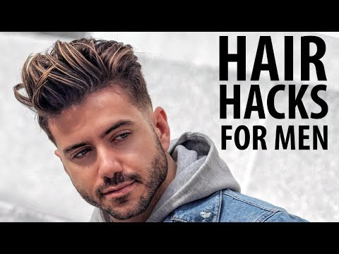 HAIR HACKS FOR MEN | How to Have Healthy Hair | Alex Costa