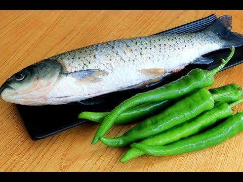 2斤草魚,1斤辣椒,教你好吃新吃法,不水煮不紅燒,出鍋全家都愛【夏媽廚房】