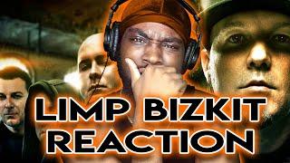 LIMP BIZKIT KEEP ROLLIN' REACTION - RAPPER 1ST TIME LISTEN RAH REACTS - DMX, REDMAN & METHOD MAN