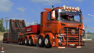 Ets2 1 27 PDT Scania V8 Illegal Reworked R