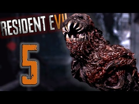 Resident Evil 7 - Part 5   Incinerator Puzzle   Molded Monsters   Treasure Photo