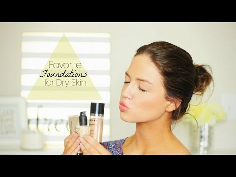 Favorite Foundations for Dry Skin | LoveShelbey