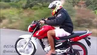 Paixao por moto