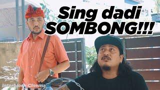 Sing Dadi Sombong Angkihan Baan Nyilih Widi Widiana