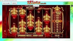 Slots O' Gold Jackpot King Feature! Online Progressive Slot.