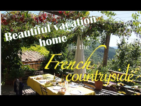 Beautiful vacation home in Ardèche, France: Les Terrasses des Boutisses