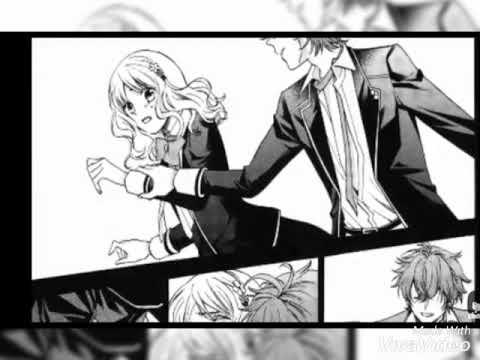 Diabolik Lovers Manga Ayato Sakamaki Ita
